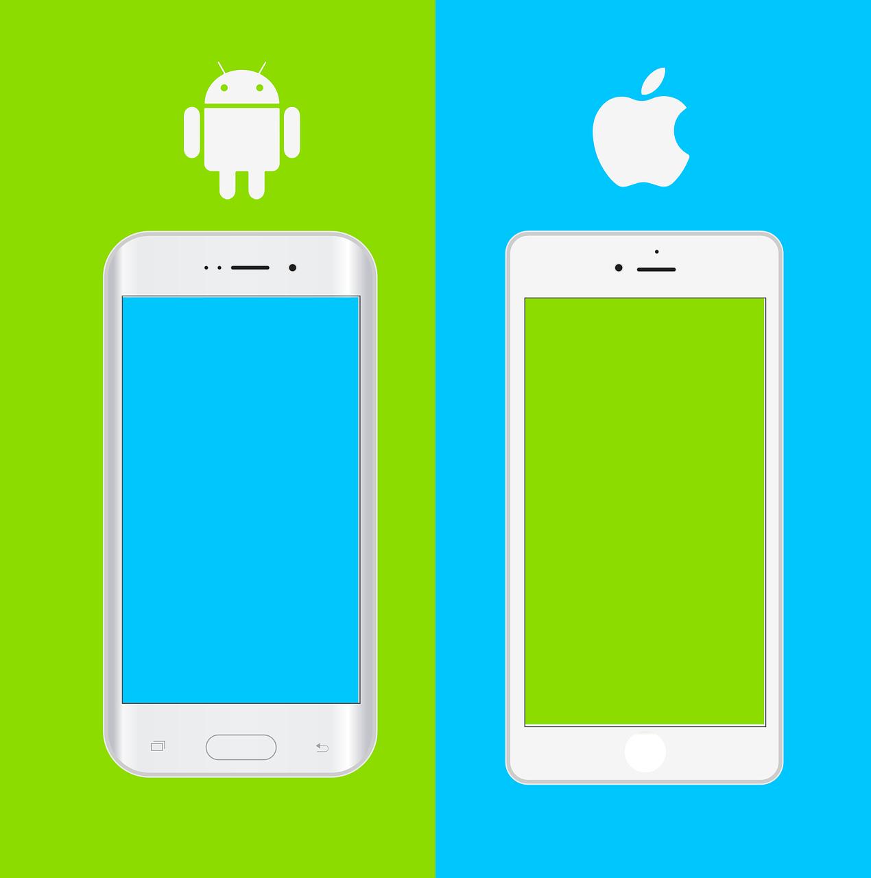 Apple vs. Android – Was sagt der Datenschutz?